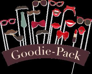 Goodie-Pack Auf Wunsch dazubuchbar. Aus verschiedenen Themen wählbar.